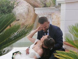 Le nozze di Fabio  e Alessandra  1