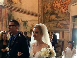 Le nozze di Francesca e Marco 1