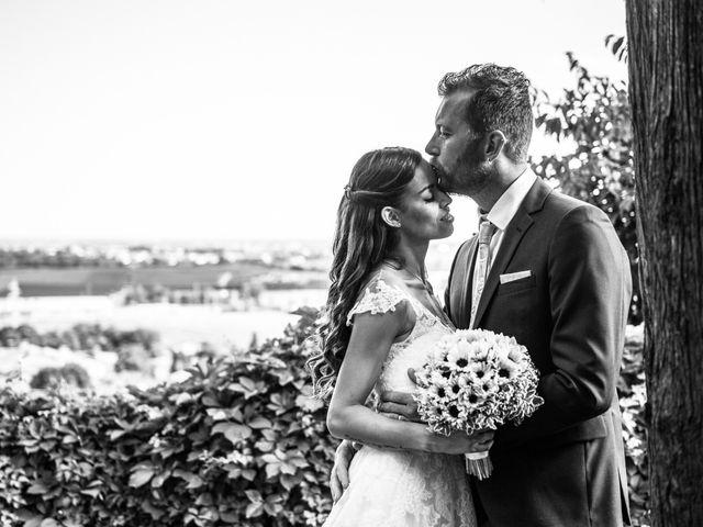 Il matrimonio di Stefano e Silvia a Sommacampagna, Verona 3