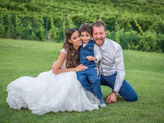Il matrimonio di Stefano e Silvia a Sommacampagna, Verona 5