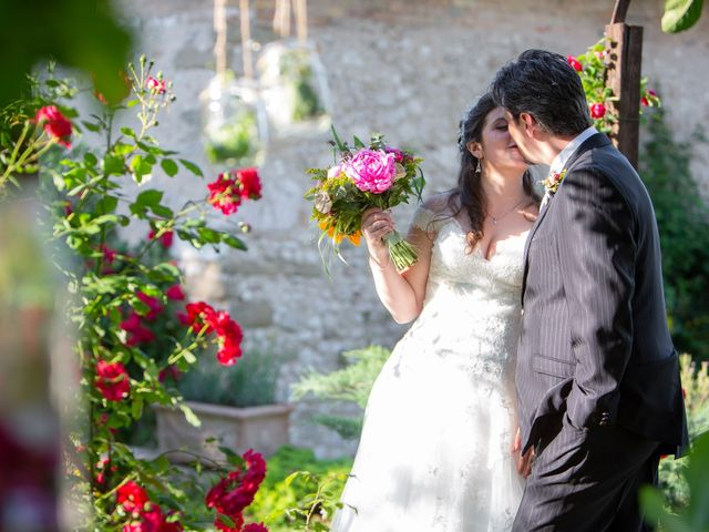 Le nozze di Amanda e Pietro