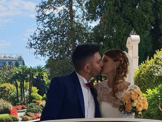 Il matrimonio di Riccardo e Mihaiela a Stresa, Verbania 2