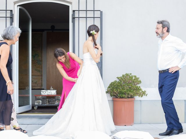 Il matrimonio di Paolo e Margherita a Bogliasco, Genova 32