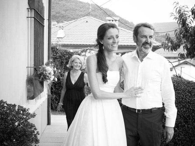 Il matrimonio di Paolo e Margherita a Bogliasco, Genova 35
