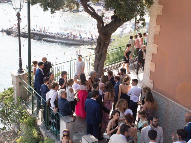 Il matrimonio di Paolo e Margherita a Bogliasco, Genova 44