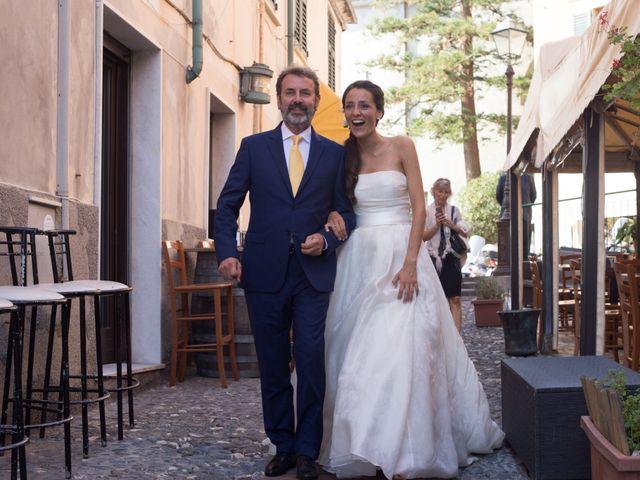 Il matrimonio di Paolo e Margherita a Bogliasco, Genova 51