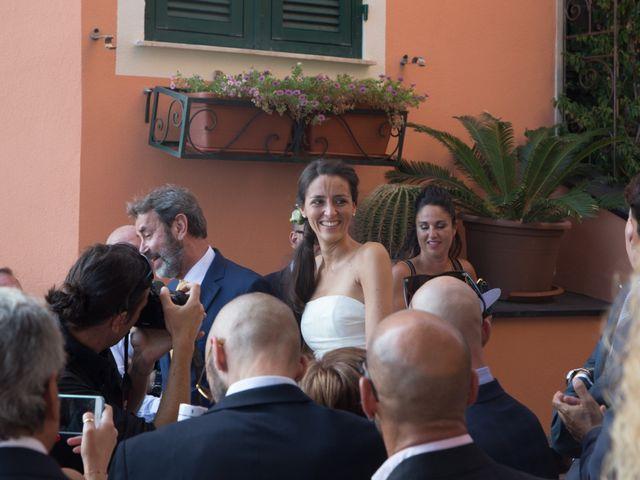Il matrimonio di Paolo e Margherita a Bogliasco, Genova 52