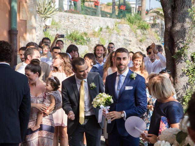 Il matrimonio di Paolo e Margherita a Bogliasco, Genova 55