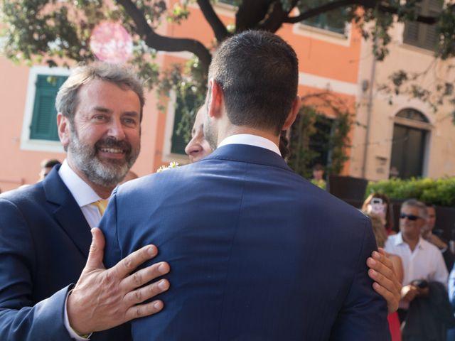 Il matrimonio di Paolo e Margherita a Bogliasco, Genova 57
