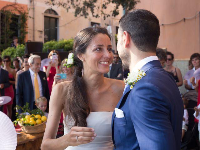 Il matrimonio di Paolo e Margherita a Bogliasco, Genova 58