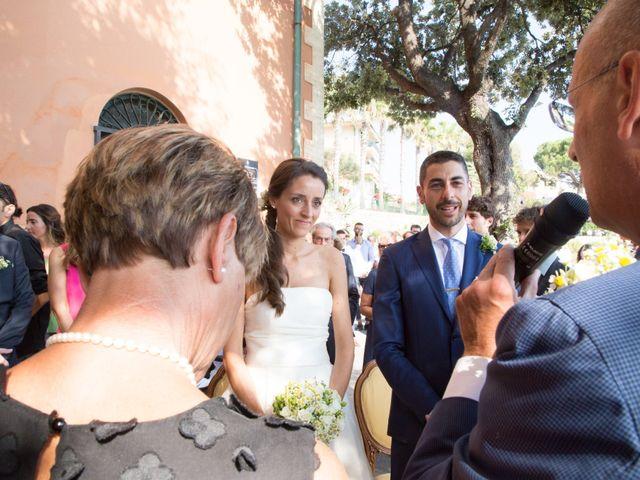 Il matrimonio di Paolo e Margherita a Bogliasco, Genova 61