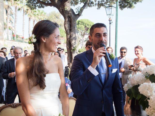 Il matrimonio di Paolo e Margherita a Bogliasco, Genova 62