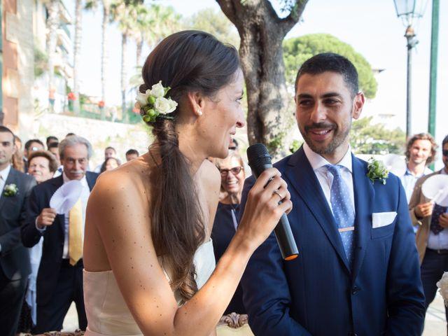 Il matrimonio di Paolo e Margherita a Bogliasco, Genova 64