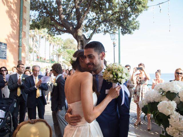 Il matrimonio di Paolo e Margherita a Bogliasco, Genova 66