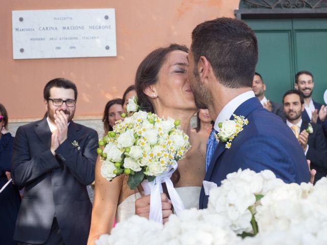 Il matrimonio di Paolo e Margherita a Bogliasco, Genova 67