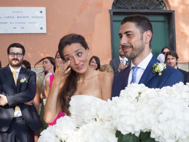 Il matrimonio di Paolo e Margherita a Bogliasco, Genova 68