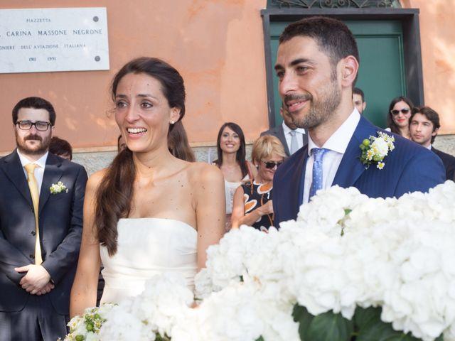 Il matrimonio di Paolo e Margherita a Bogliasco, Genova 69