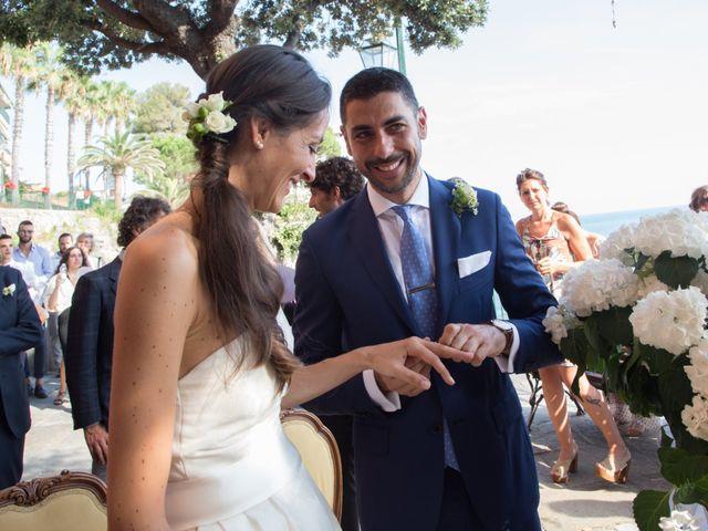 Il matrimonio di Paolo e Margherita a Bogliasco, Genova 72