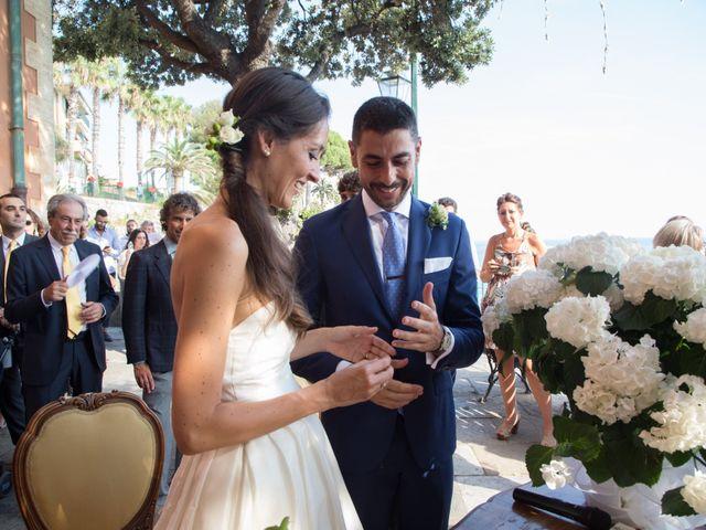 Il matrimonio di Paolo e Margherita a Bogliasco, Genova 73