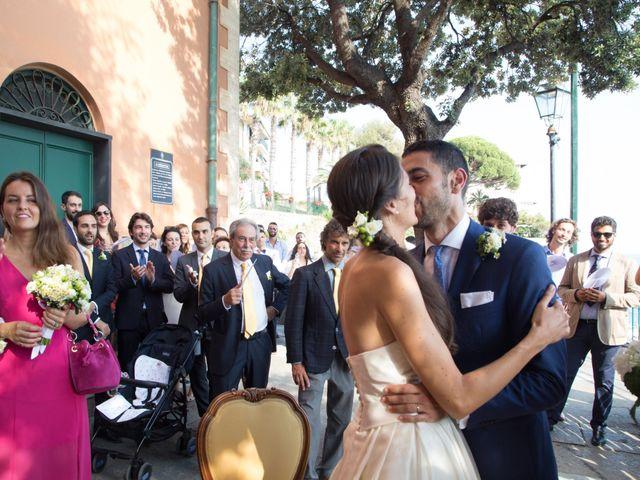 Il matrimonio di Paolo e Margherita a Bogliasco, Genova 76