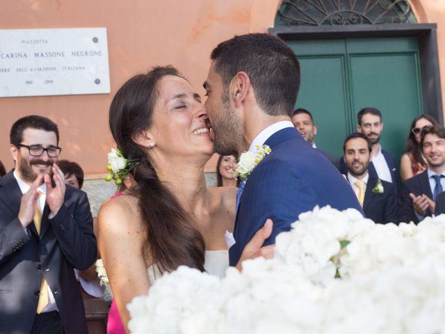 Il matrimonio di Paolo e Margherita a Bogliasco, Genova 78