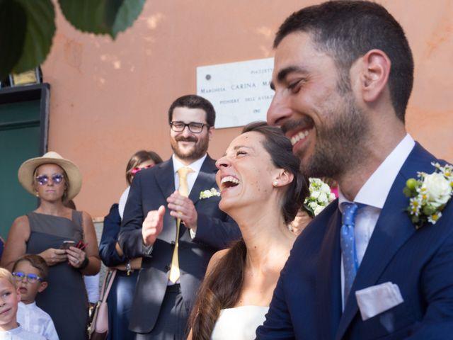 Il matrimonio di Paolo e Margherita a Bogliasco, Genova 79
