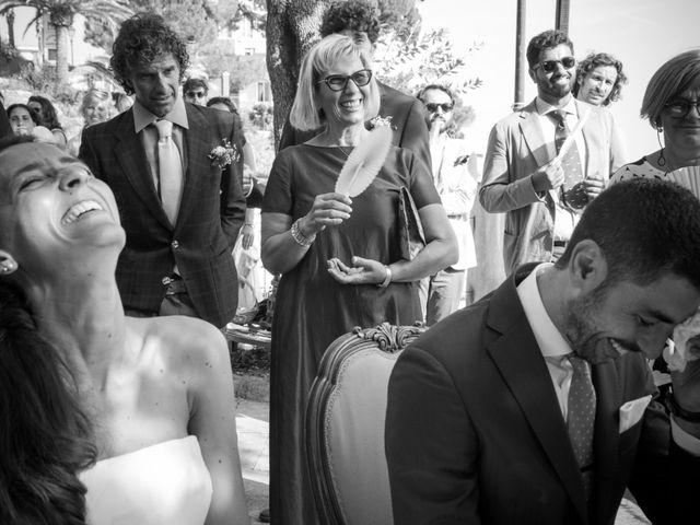 Il matrimonio di Paolo e Margherita a Bogliasco, Genova 81