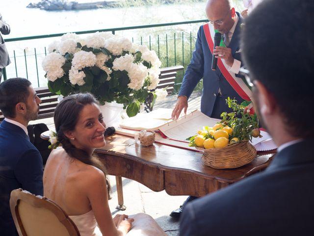 Il matrimonio di Paolo e Margherita a Bogliasco, Genova 87