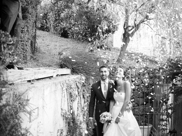 Il matrimonio di Paolo e Margherita a Bogliasco, Genova 106