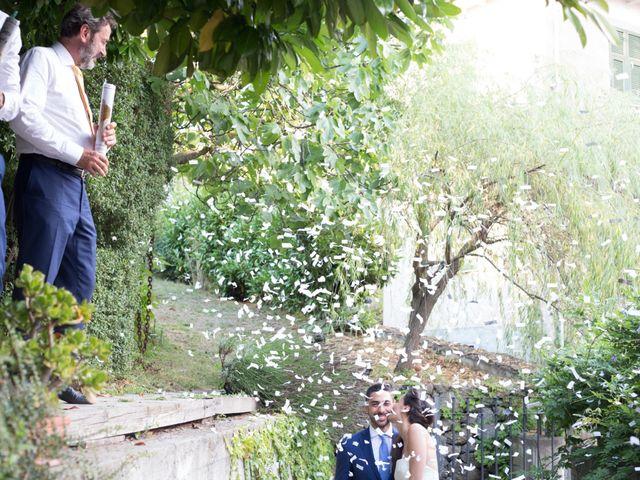 Il matrimonio di Paolo e Margherita a Bogliasco, Genova 107