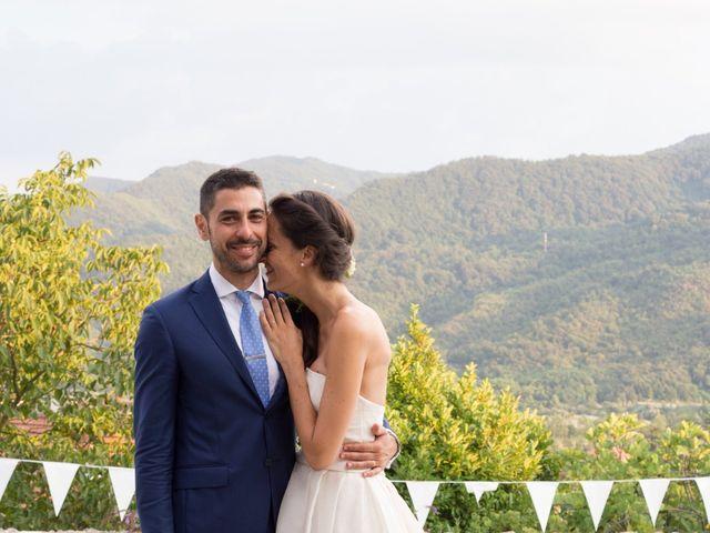 Il matrimonio di Paolo e Margherita a Bogliasco, Genova 125
