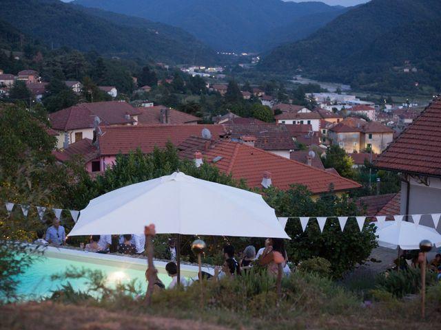 Il matrimonio di Paolo e Margherita a Bogliasco, Genova 143