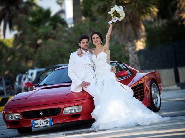 Il matrimonio di Mauro e Shari a Grottammare, Ascoli Piceno 5