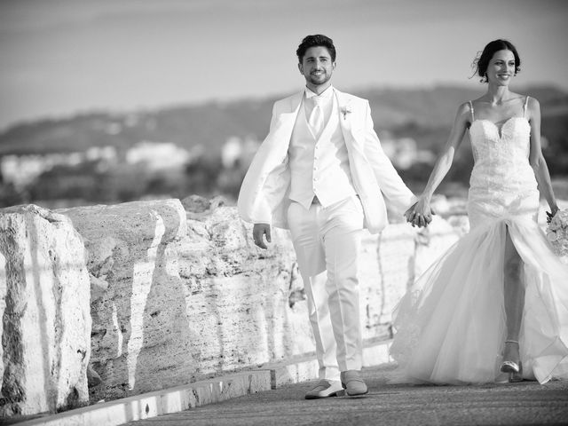 Il matrimonio di Mauro e Shari a Grottammare, Ascoli Piceno 7