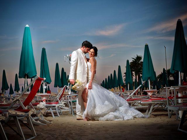 Il matrimonio di Mauro e Shari a Grottammare, Ascoli Piceno 24