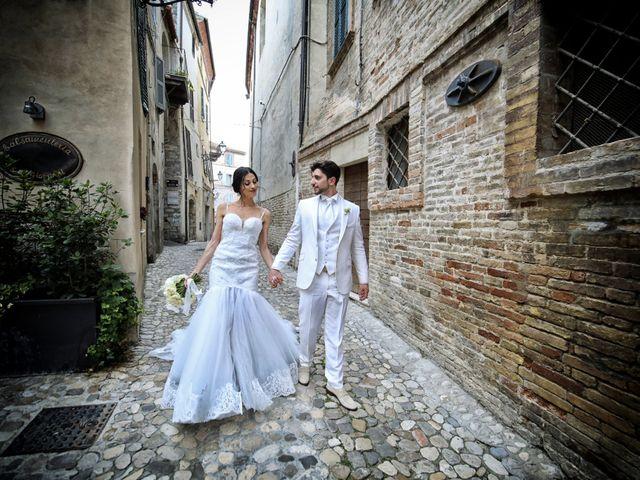Il matrimonio di Mauro e Shari a Grottammare, Ascoli Piceno 27