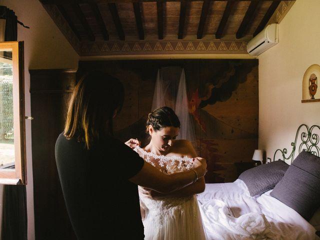 Il matrimonio di Francesco e Silvia a Arezzo, Arezzo 23