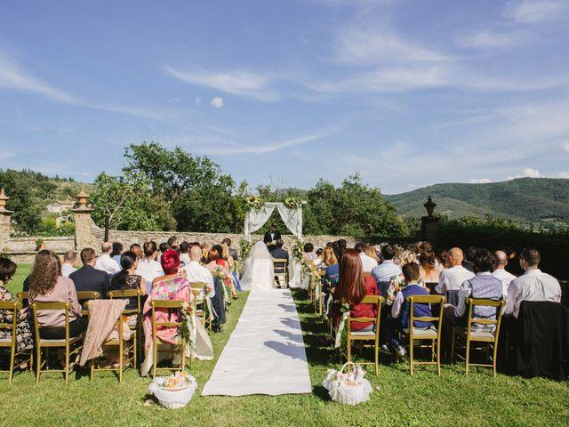 Il matrimonio di Francesco e Silvia a Arezzo, Arezzo 42