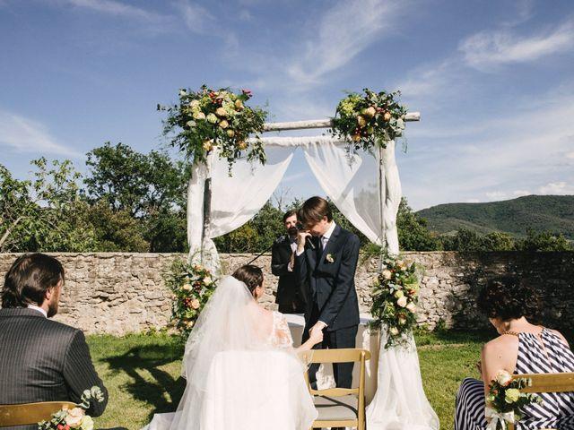 Il matrimonio di Francesco e Silvia a Arezzo, Arezzo 46