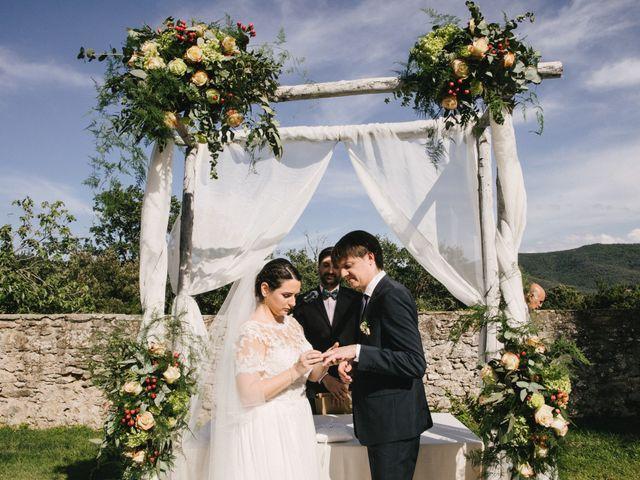 Il matrimonio di Francesco e Silvia a Arezzo, Arezzo 48