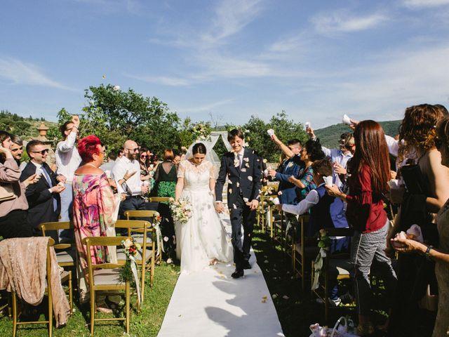 Il matrimonio di Francesco e Silvia a Arezzo, Arezzo 50