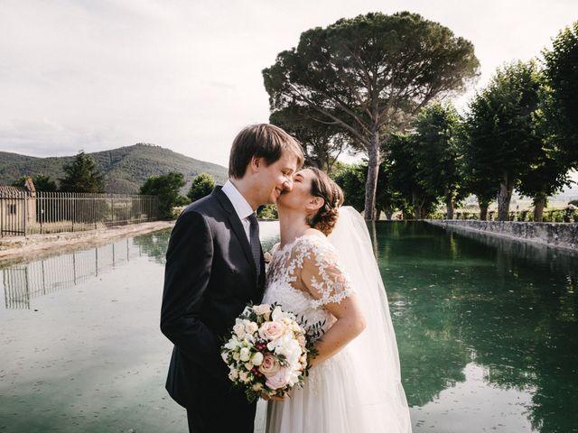 Il matrimonio di Francesco e Silvia a Arezzo, Arezzo 53