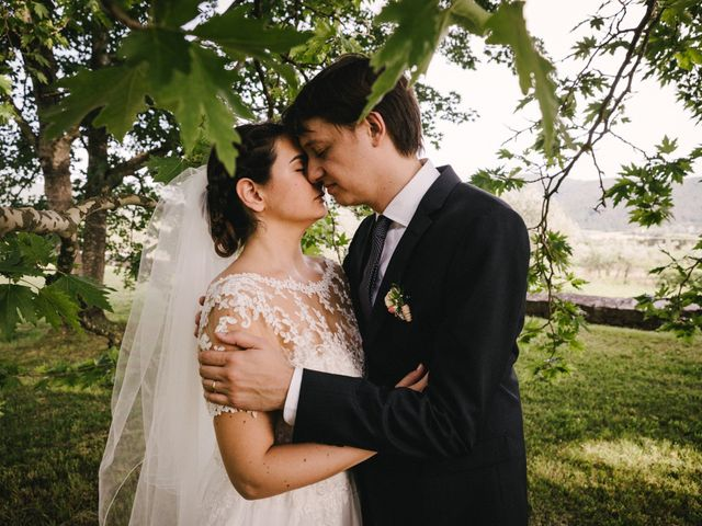 Il matrimonio di Francesco e Silvia a Arezzo, Arezzo 58