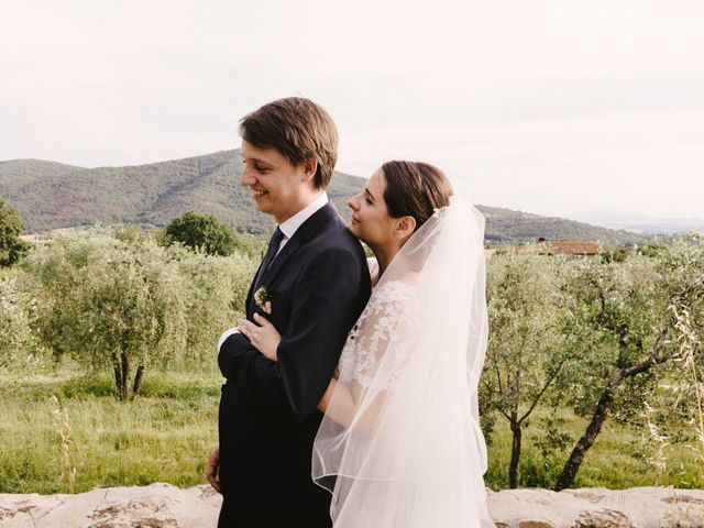 Il matrimonio di Francesco e Silvia a Arezzo, Arezzo 61