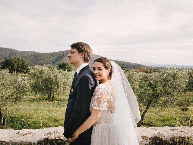 Il matrimonio di Francesco e Silvia a Arezzo, Arezzo 62