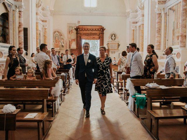 Il matrimonio di Joram e Claudia a Poggibonsi, Siena 16