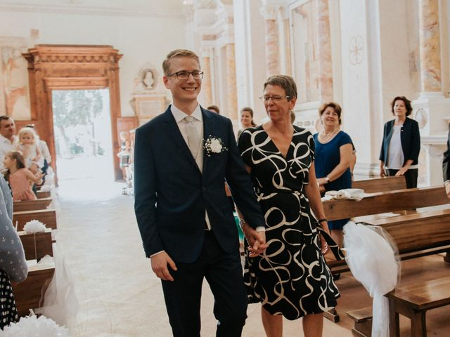 Il matrimonio di Joram e Claudia a Poggibonsi, Siena 17