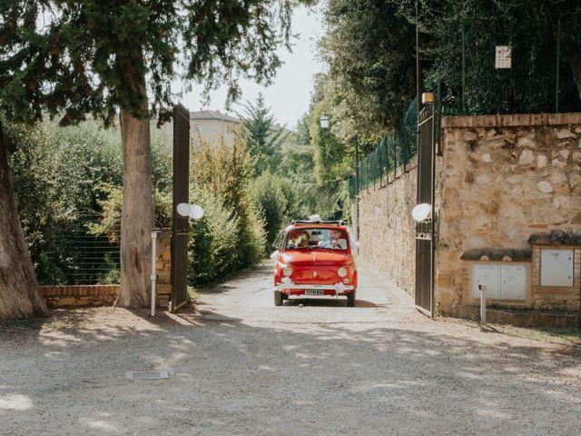 Il matrimonio di Joram e Claudia a Poggibonsi, Siena 18