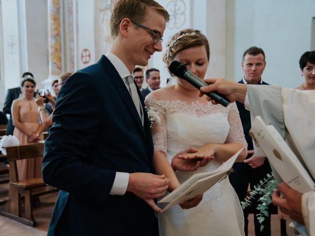 Il matrimonio di Joram e Claudia a Poggibonsi, Siena 23