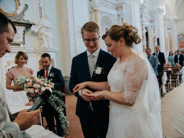 Il matrimonio di Joram e Claudia a Poggibonsi, Siena 25
